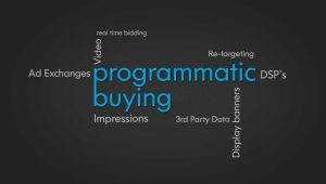 Programmatic media uying