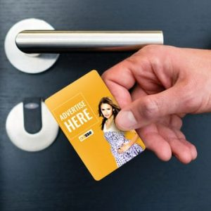 Key Card Advertising