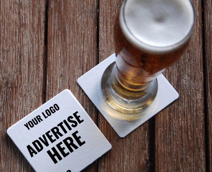 Coaster Advertising