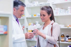 Advertising on Bags Reaches Healthcare Consumers