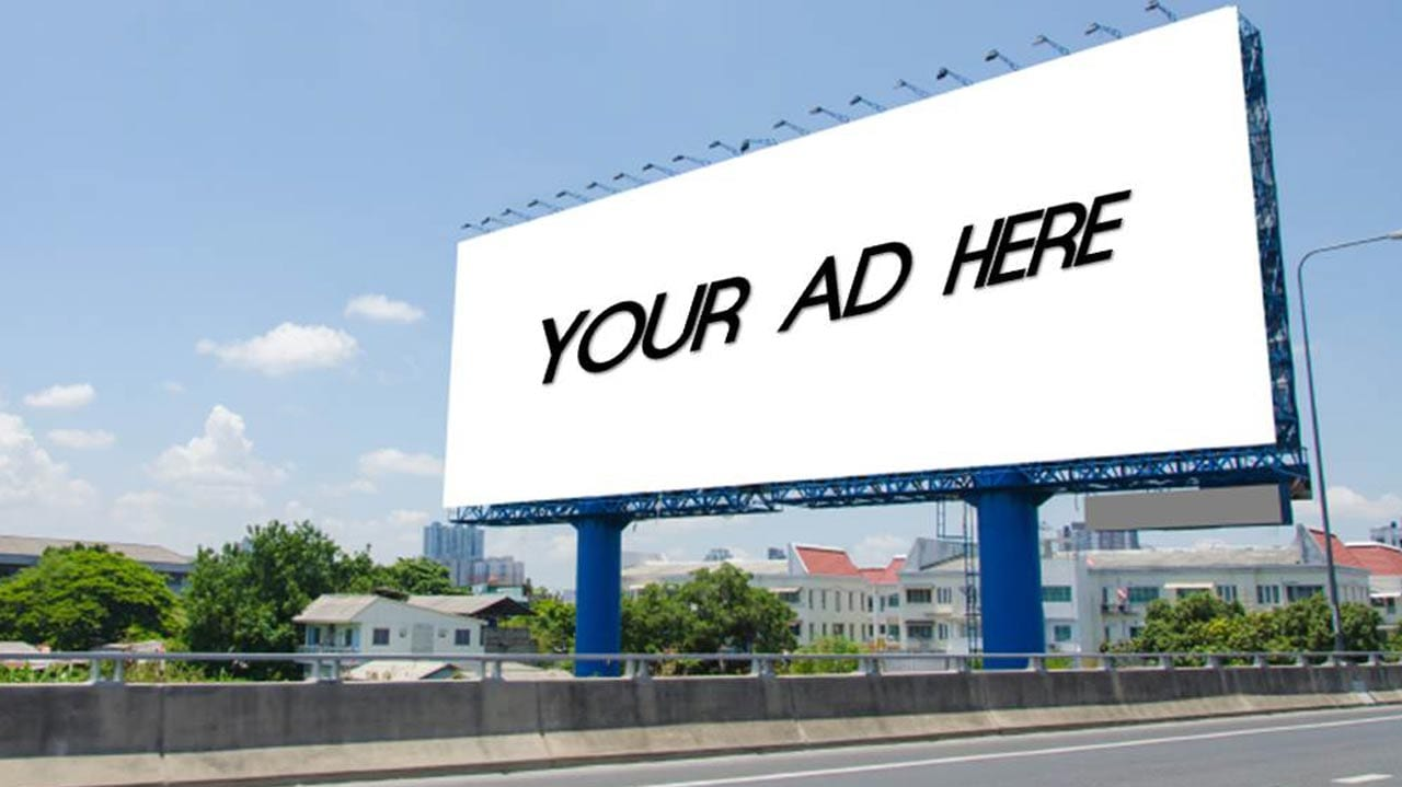cheap billboard advertising