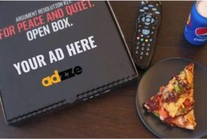 Advertising Pizza