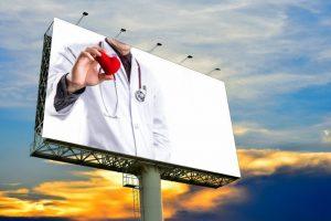 medical advertising