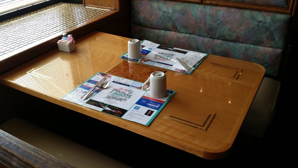 Placemat Advertising