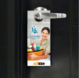 Door Advertising