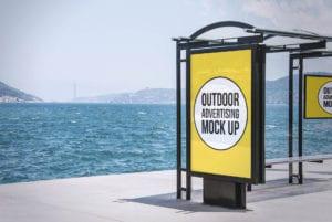 alternative outdoor advertising
