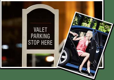 valet tickets
