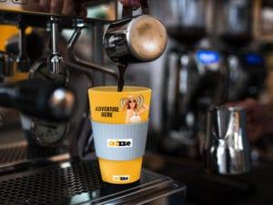 Cofee sleeve_machine