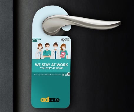 Door Hangers For Advertising