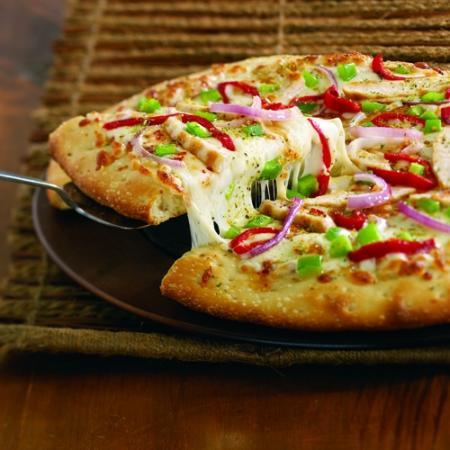 Pizza topper pic