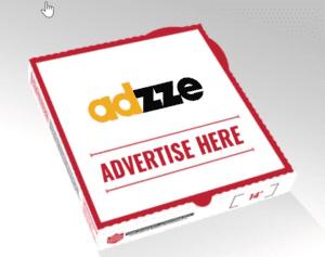 Pizza Flyer Advertising