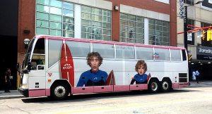 Bus Wrap Advertising