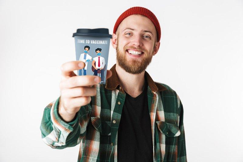 Coffee Sleeve Advertising