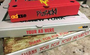 Pizza Box Tops