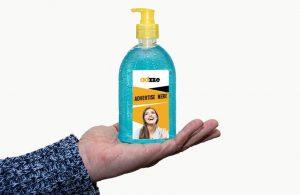 Hand Sanitizer Dispensers