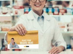 Pharmacy Bag Advertising