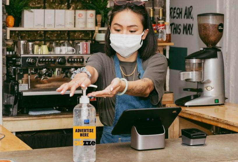 Promotional Hand Sanitizer