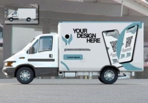 Truck Ads