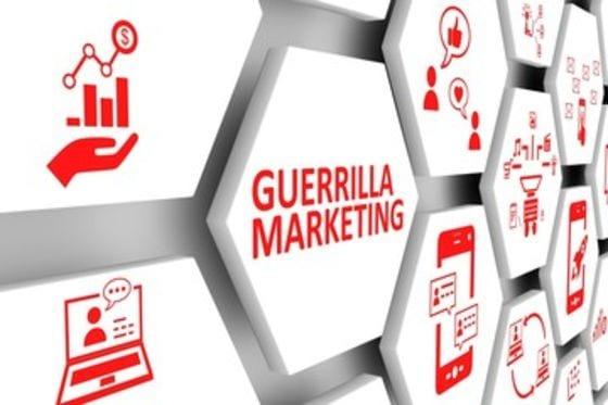 guerilla marketing campaign