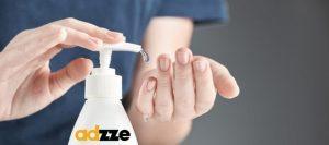 Advertising-on-Sanitizing-Displays