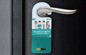 Door Hanger vs Trucks Advertising