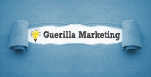Guerilla Ad concepts
