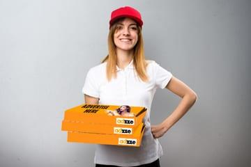 Pizza Box Top Marketing