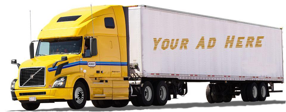Ads On Trucks