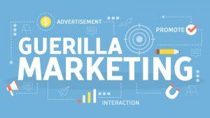 Guerilla marketing definition