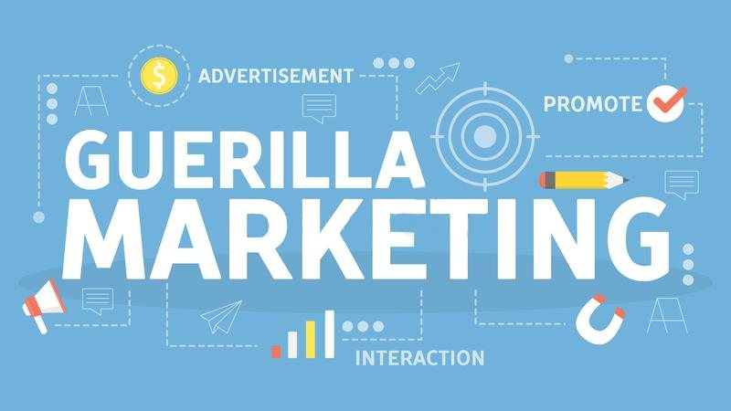 Guerilla marketing definition
