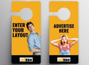 Door Hanger Advertising costs