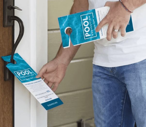 Door Hanger Marketing ROI