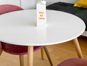 Costs of Tabletop Advertising