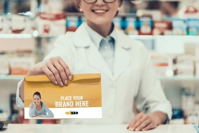 Creative Pharmacy Bag Advertising Ideas