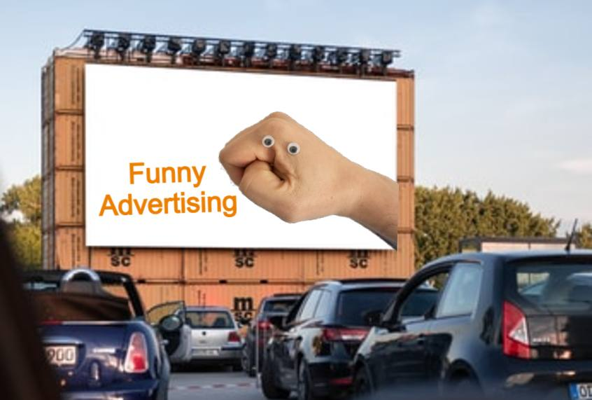 Funny Advertising