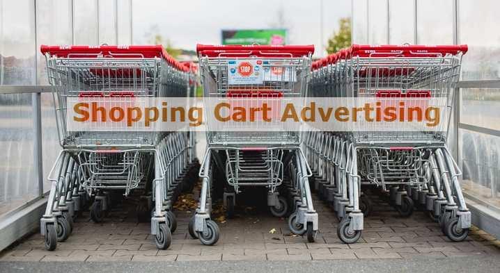Shopping Cart Advertising