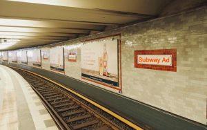 Subway's ads costs
