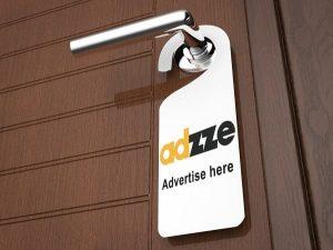 door hanger marketing compan