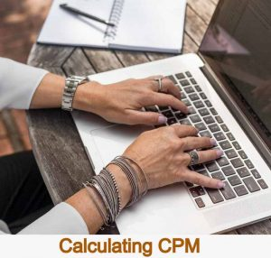 CPM Calculated For In-Hand Advertising