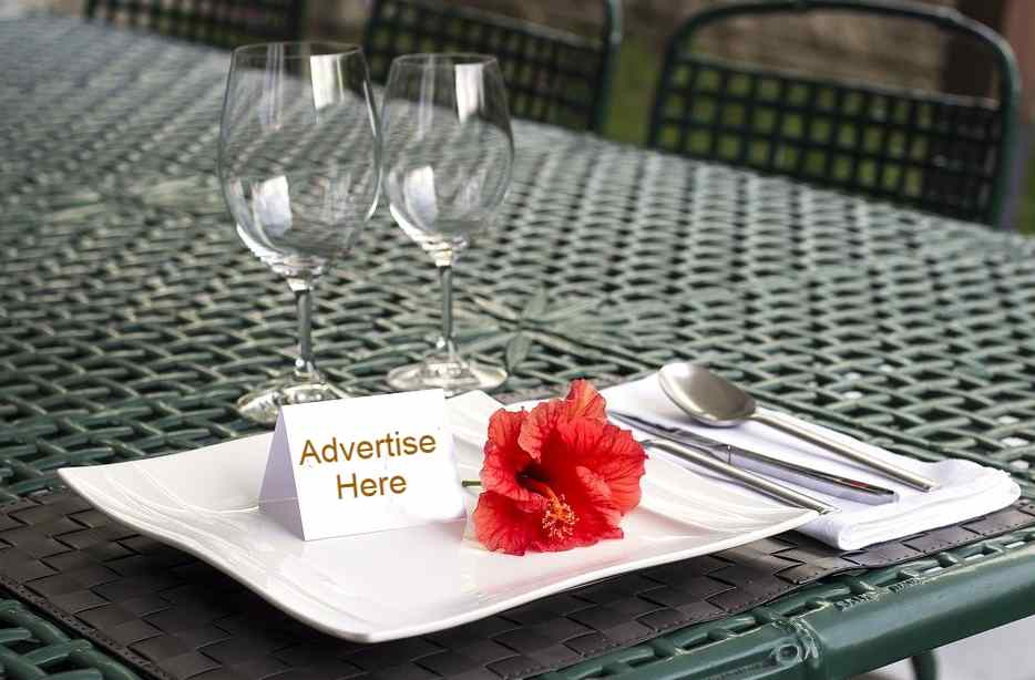 Place Ads on Placemats