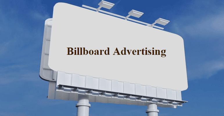 Billboard Pricing
