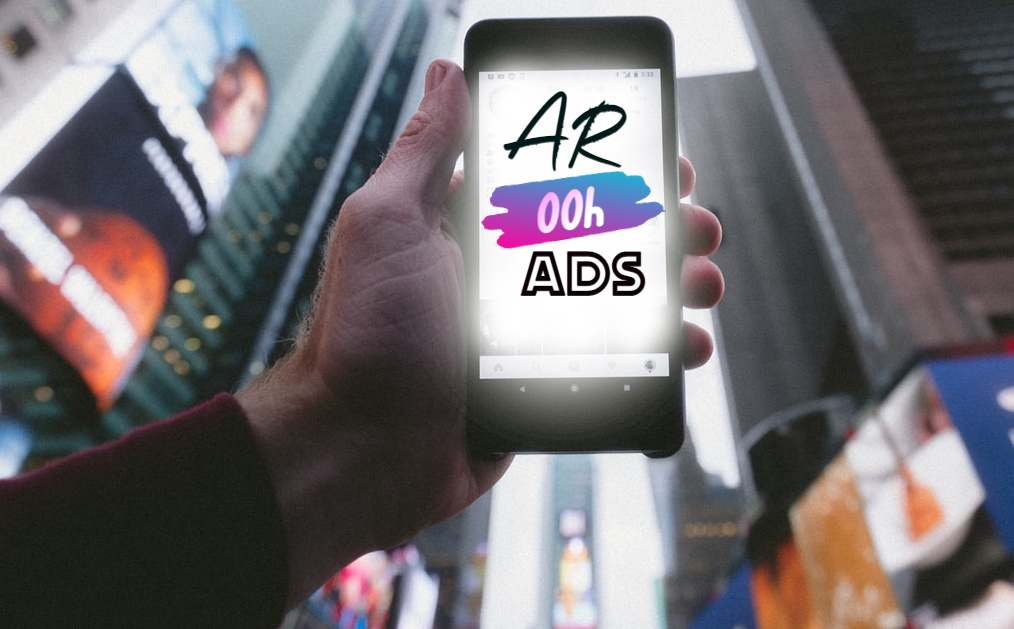 Augmented Reality OOH Advertising
